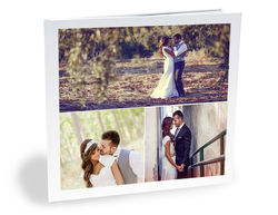 "12"" Square Photo Book"