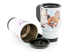 Travel Mug - Stainless steel