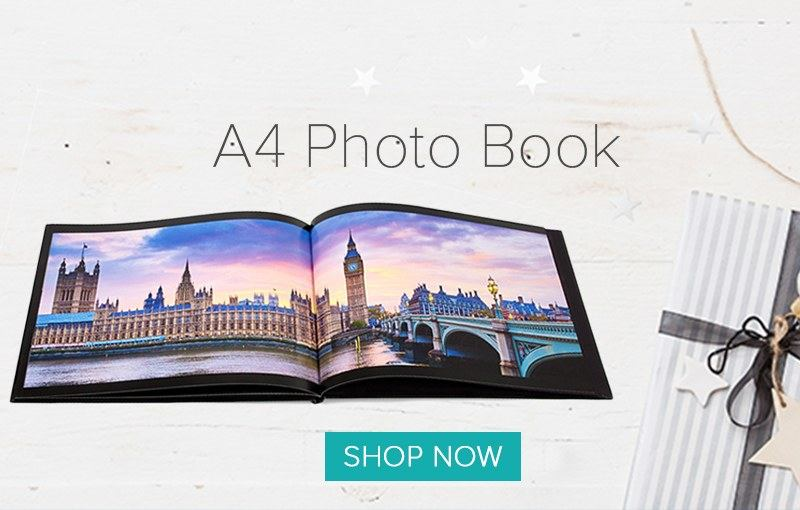 A4 Photo Books