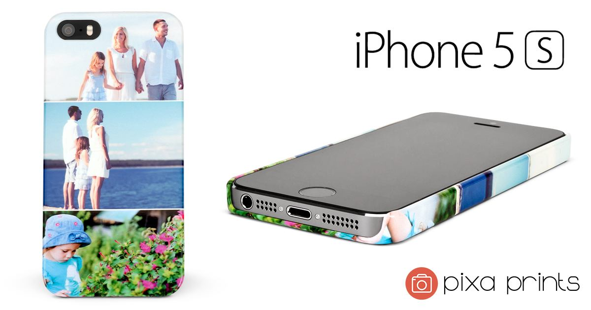Personalised iphone 5 5s 5se photo case pixa prints reheart Images