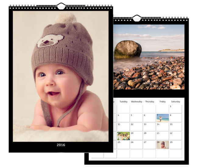 A3 Wall Calendars & Business Wall Calendar Printing