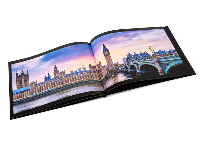 Personalised A4 Landscape Photobook