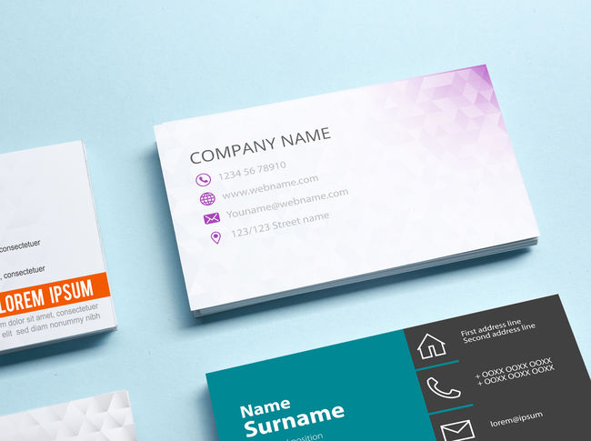 Cheap Business Card Printing & Affordable Business Cards