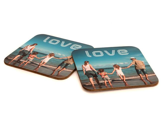 Personalised Coasters and Custom Printed Photo Coasters