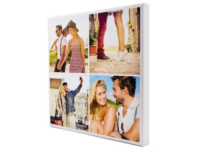 Collage Canvas Prints & Collage Canvas Printing