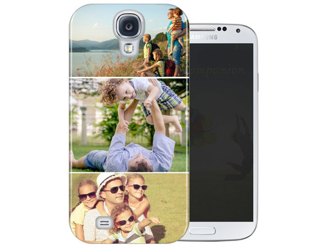 Customised and Personalised Galaxy S4 Photo Case