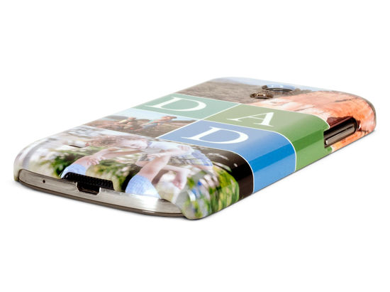 Customised and Personalised Galaxy S4 Mini Photo Cases