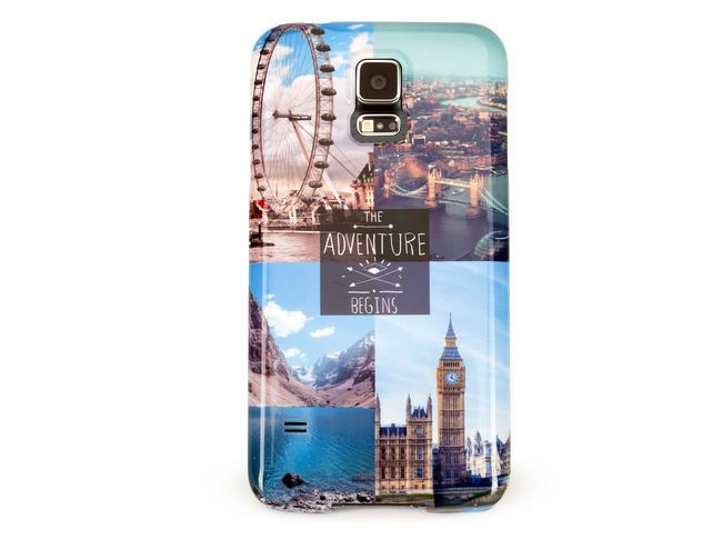 Personalised and Customised Samsung Galaxy S5 Phone Case