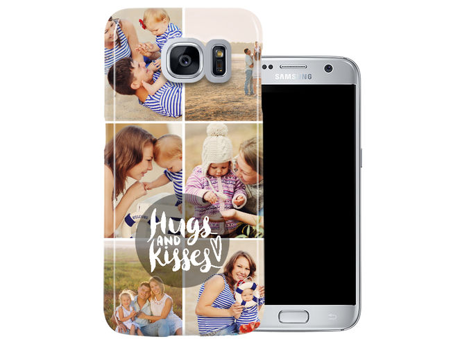 Personalised and Customised Samsung Galaxy S7 Phone Case