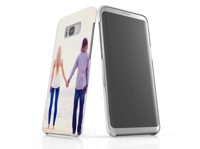 Personalised Samsung Galaxy S8 and S8 Plus Case
