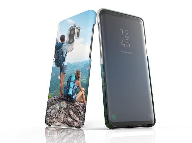 reputable site 383b0 6dcbe Personalised Samsung Galaxy S9 & S9 Plus Case