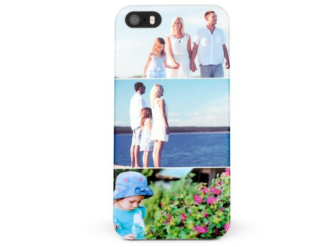 Customised and Personalised iPhone 5, 5s, 5se Photo Case