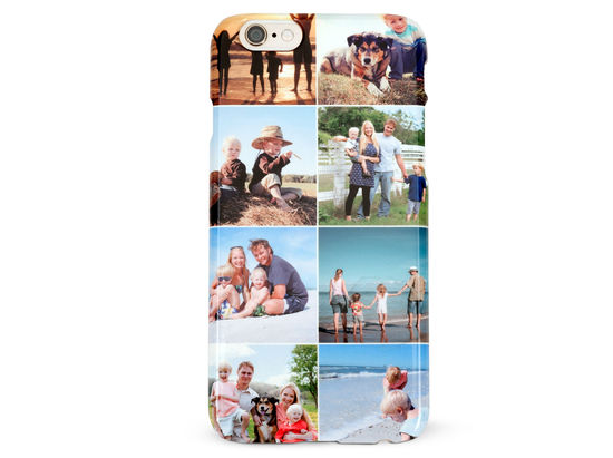 Personalised iPhone 6 Photo Case