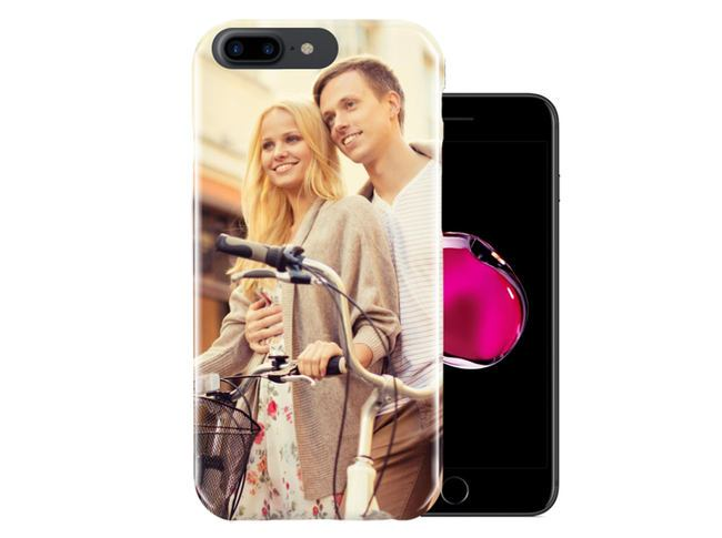 hot sale online ded63 8dc31 Personalised iPhone 7 Plus (7+) Photo Case