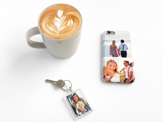 Personalised Keyrings and Photo Keyrings