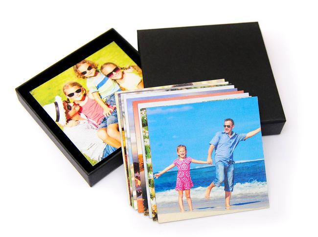 Personalised Photo Fridge Magnets