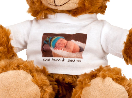Personalised and Customised Teddy Bears